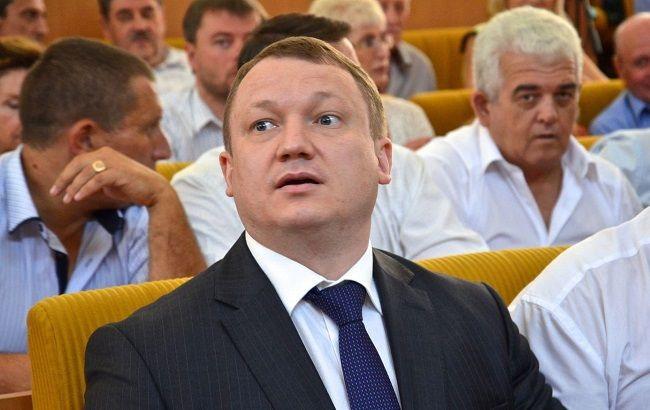 Фото: Луценко представил Комашко в должности нового прокурора Черниговской области