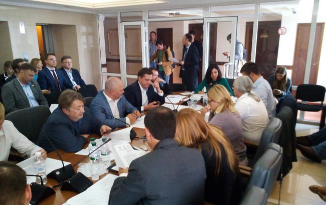 Комитет по вопросам свободы слова объявил отбор кандидатов на должность члена Нацрады
