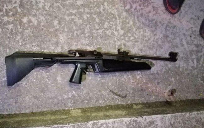 У Запоріжжі стріляли в автомобіль кандидата у депутати міськради