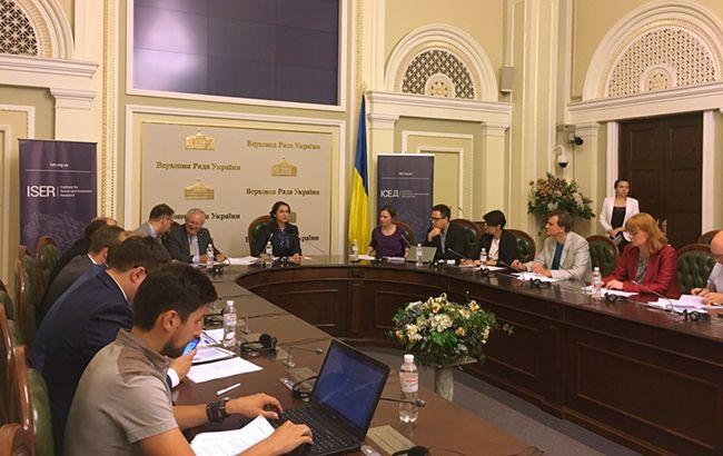 Фото: заседание комитета (komzak.rada.gov.ua)