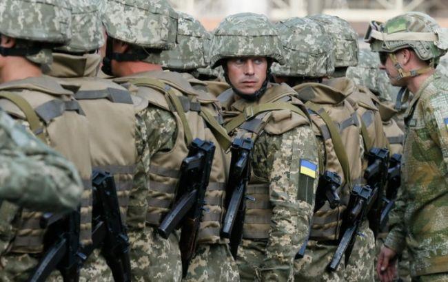 солдати ЗСУ
