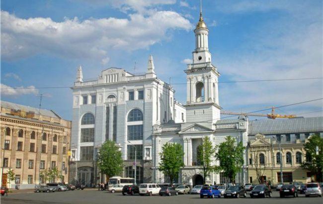 Фото: Контрактова площа