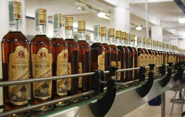 Фото: производство продукции Ужгородского коньячного завода могут передать в частные руки