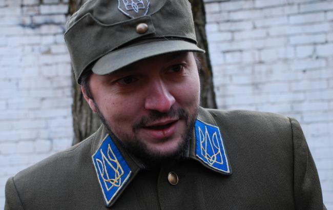 Юрий Стець (на фото)