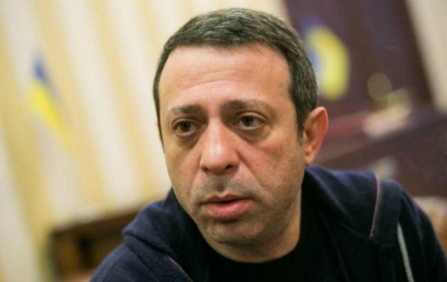 Фото: лідер УКРОПу Геннадій Корбан