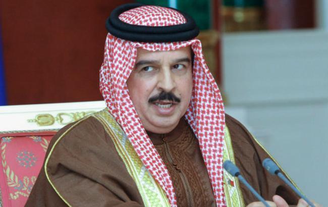 Фото: король Бахрейна Хамад ибн Иса аль-Халифа