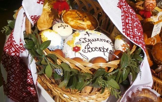 Фото: Великодній кошик (facebook.com-lLoveRovno)