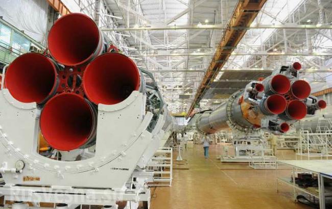 Фото: объемы продукции космической отрасли выросли на 47%