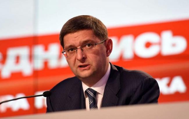 Перший заступник глави Адміністрації Президента України Віталій Ковальчук