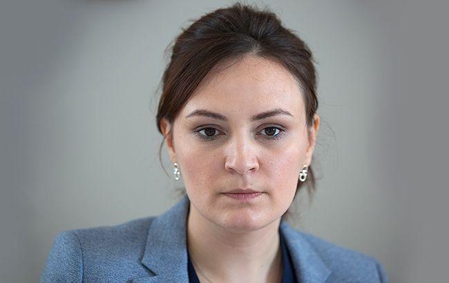 Юлия Ковалив подала воставку споста руководителя наблюдательного совета «Нафтогаза»