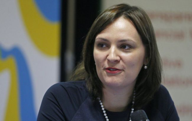 Фото: Юлія Ковалів назвала прогноз МЕРТ по фінансовому стану держкомпаній
