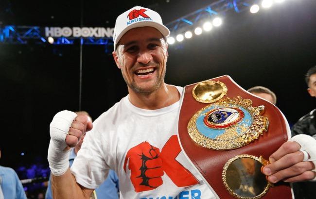Фото: Сергій Ковальов (boxingplanet.ru)