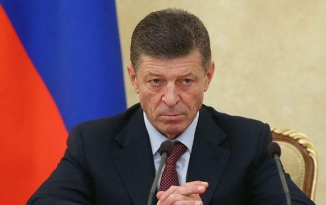 Переговоры с Козаком в Берлине проходят без представителей Украины, - источник
