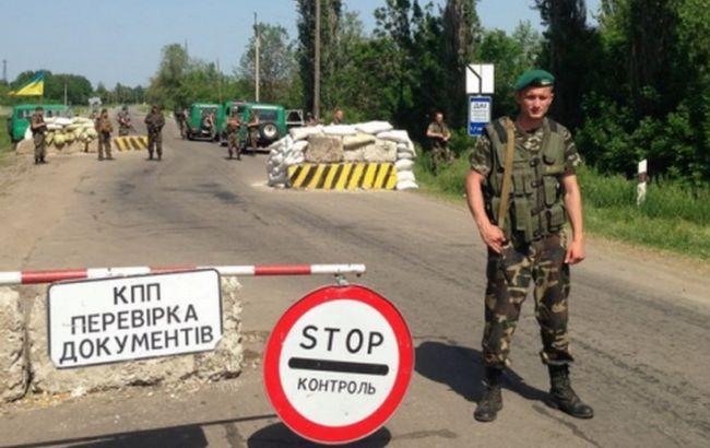 В Луганской области готовят к открытию новый КПВВ