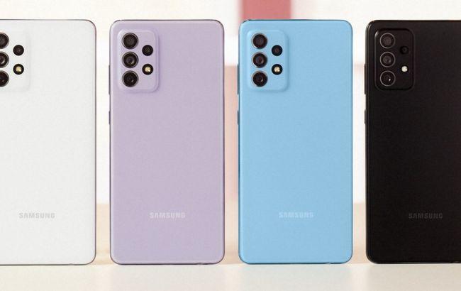 Samsung представив нові середньобюджетні смартфони: характеристики і ціни
