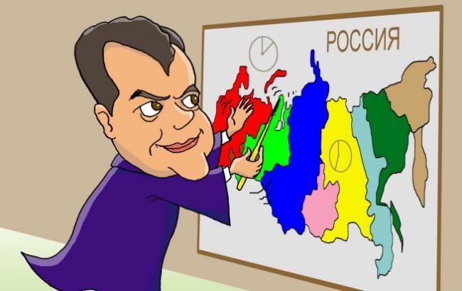 Фото: ЕР собралась купить Болгарию (karikaturyhumor.blogspot.com)
