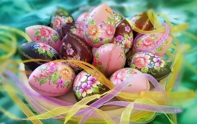 Як пофарбувати яйця на Великдень: топ-10 оригінальних ідей