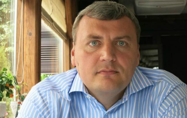 Фото: экс-глава Госуправделами Андрей Кравец