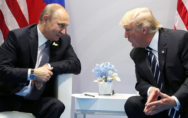 Замглавы Центробанка РФ пытался свести за ужином Путина и Трампа в 2016