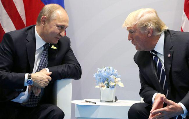 Трамп і Путін обговорили катастрофу літака Ан-148 і КНДР