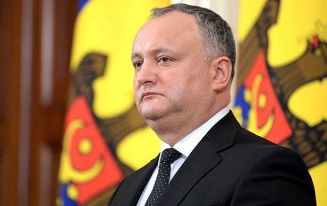 Президент Молдови повідомив ЗМІ особисті дані жінки, хворої коронавірусом