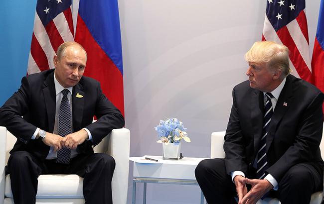 У Білому домі можуть скасувати запрошення Путіна до Вашингтона