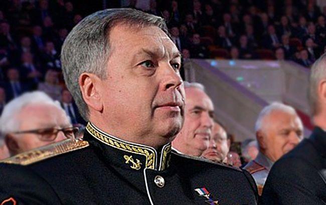 Евросоюз ввел санкции против главы ГРУ РФ