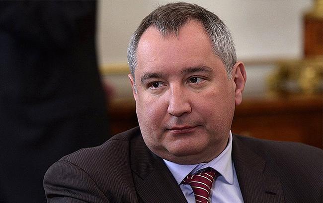 Фото: Дмитро Рогозін (kremlin.ru)