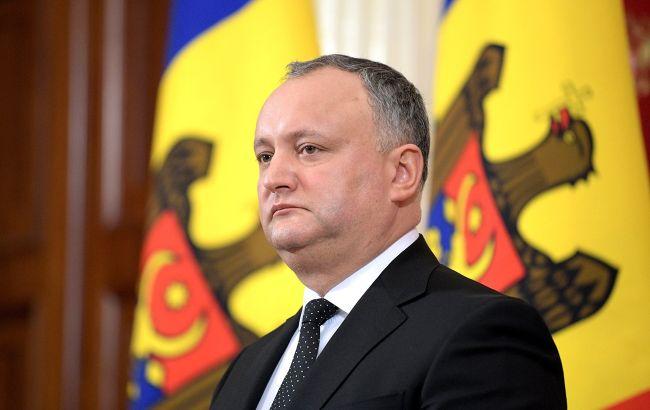 У Молдові мають намір ініціювати процедуру імпічменту президента