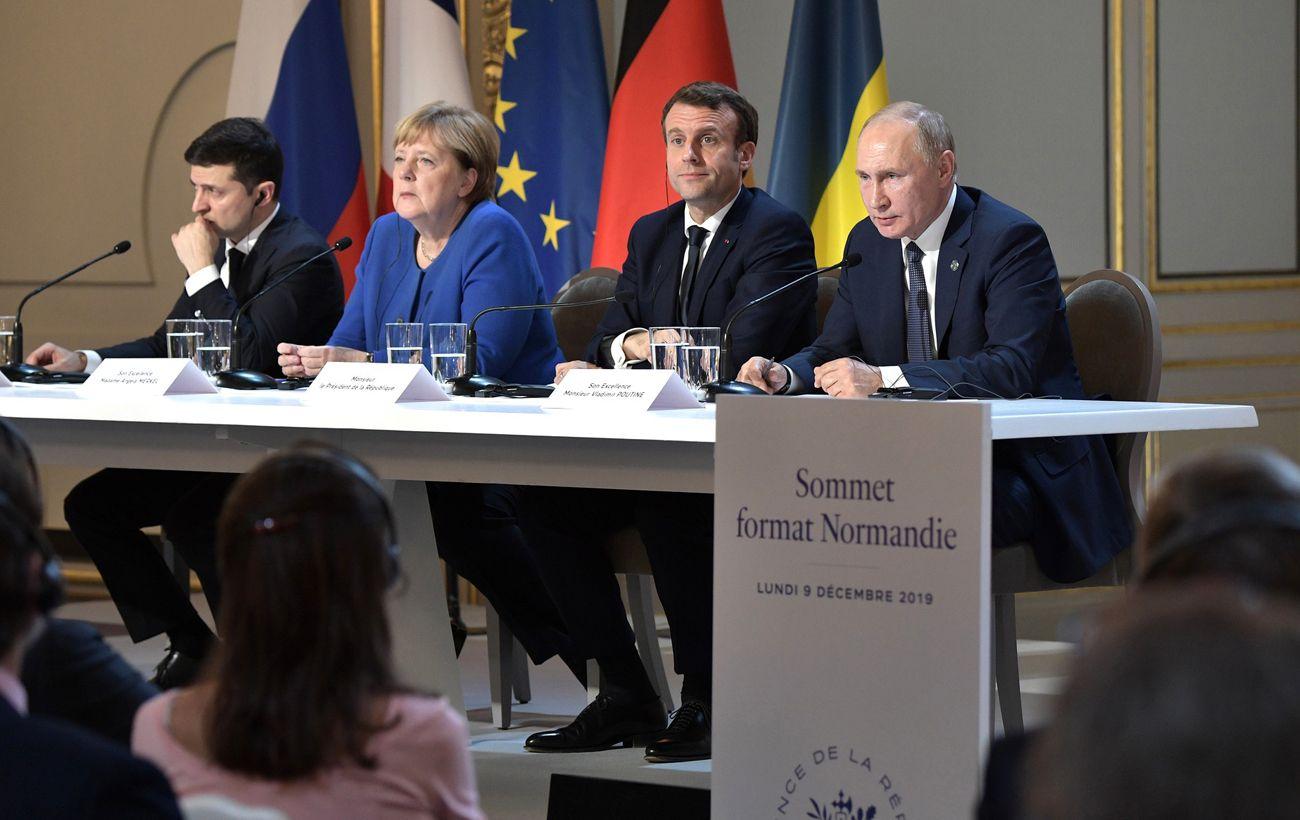 """Россия о привлечении США в """"Нормандию"""