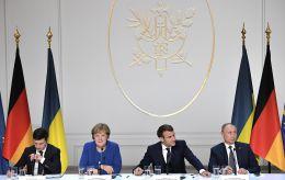 Украина демонстрирует приверженность минским соглашениям, - МИД Франции