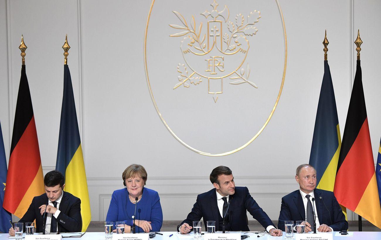Саммит по Донбассу могут заменить переговорами глав МИД «нормандской четверки»