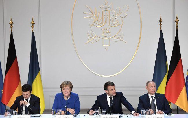 """Саммит по Донбассу могут заменить переговорами глав МИД """"нормандской четверки"""""""