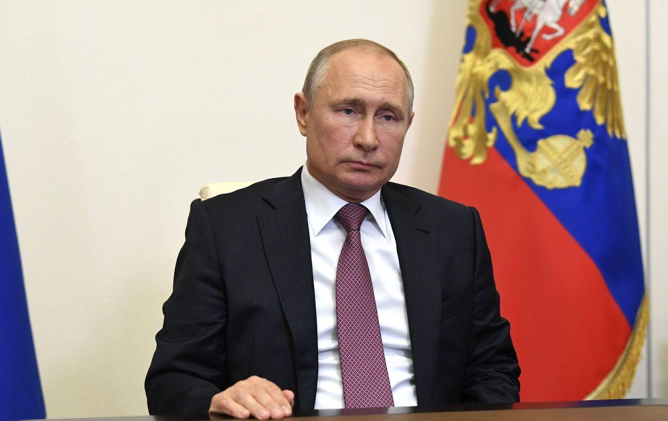 У Путина отреагировали на заявление ЕС: Россия не планирует поглощать Донбасс