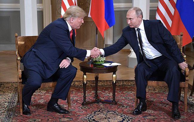 Трамп поднял тему пленных украинских моряков на встрече с Путиным