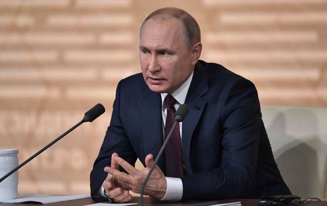 У Путіна заявили, що вирішать водну кризу в Криму без України