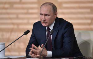 """Путин назвал захват Крыма """"адекватным"""": надо договориться с США о правилах поведения"""