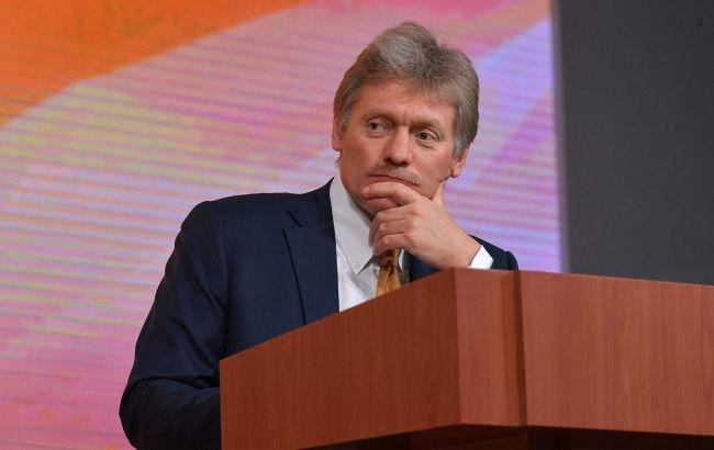 У Кремлі прокоментували будівництво Україною баз в Чорному морі