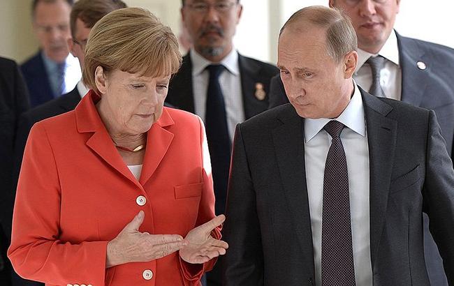 Ангела Меркель і Володимир Путін зустрінуться другий раз за рік (kremlin.ru)