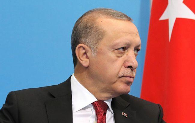 Ердоган проти спільного патрулювання військових США із курдами у Сирії