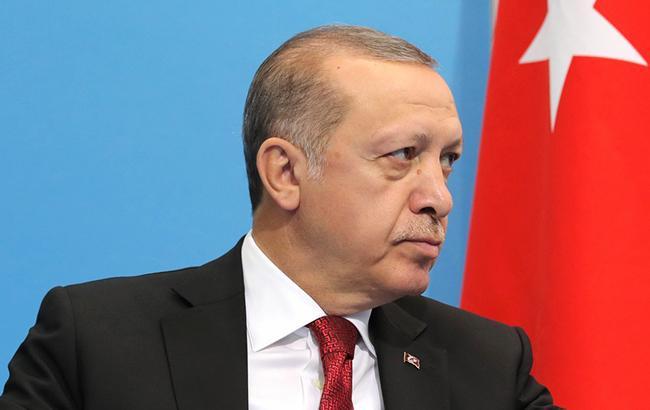 Ердоган назвав умову для дострокової відставки з поста президента Туреччини