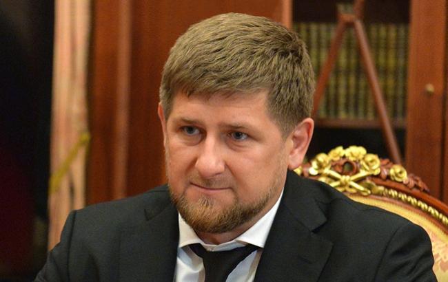 Фото: Рамзан Кадиров (kremlin.ru)