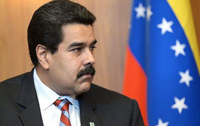 Посилення санкцій США підштовхне Венесуелу до дефолту, - Мадуро
