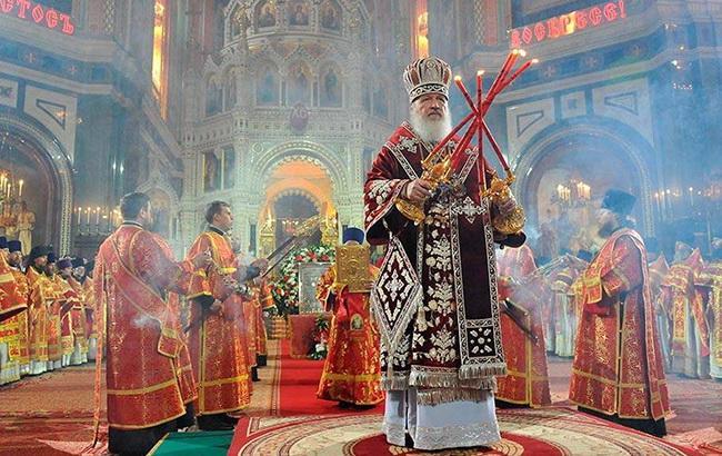 Фото: патріарх Кирило (kremlin.ru)