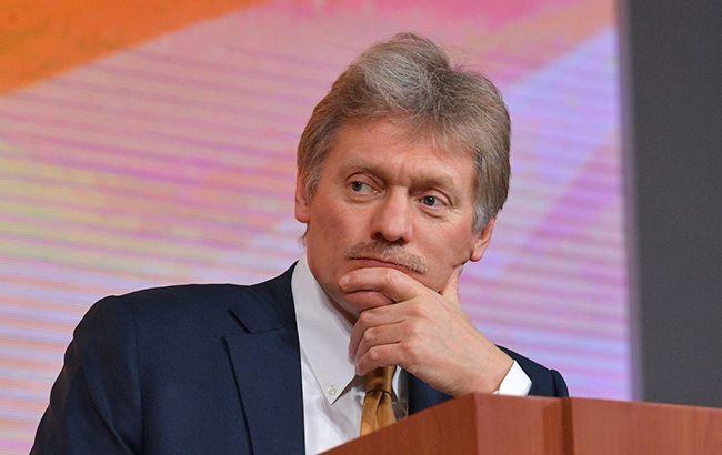 Прес-секретар Путіна заразився коронавірусом
