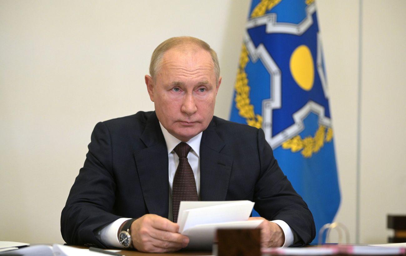 Путин о транзите газа: не надо ставить Украину в трудное положение