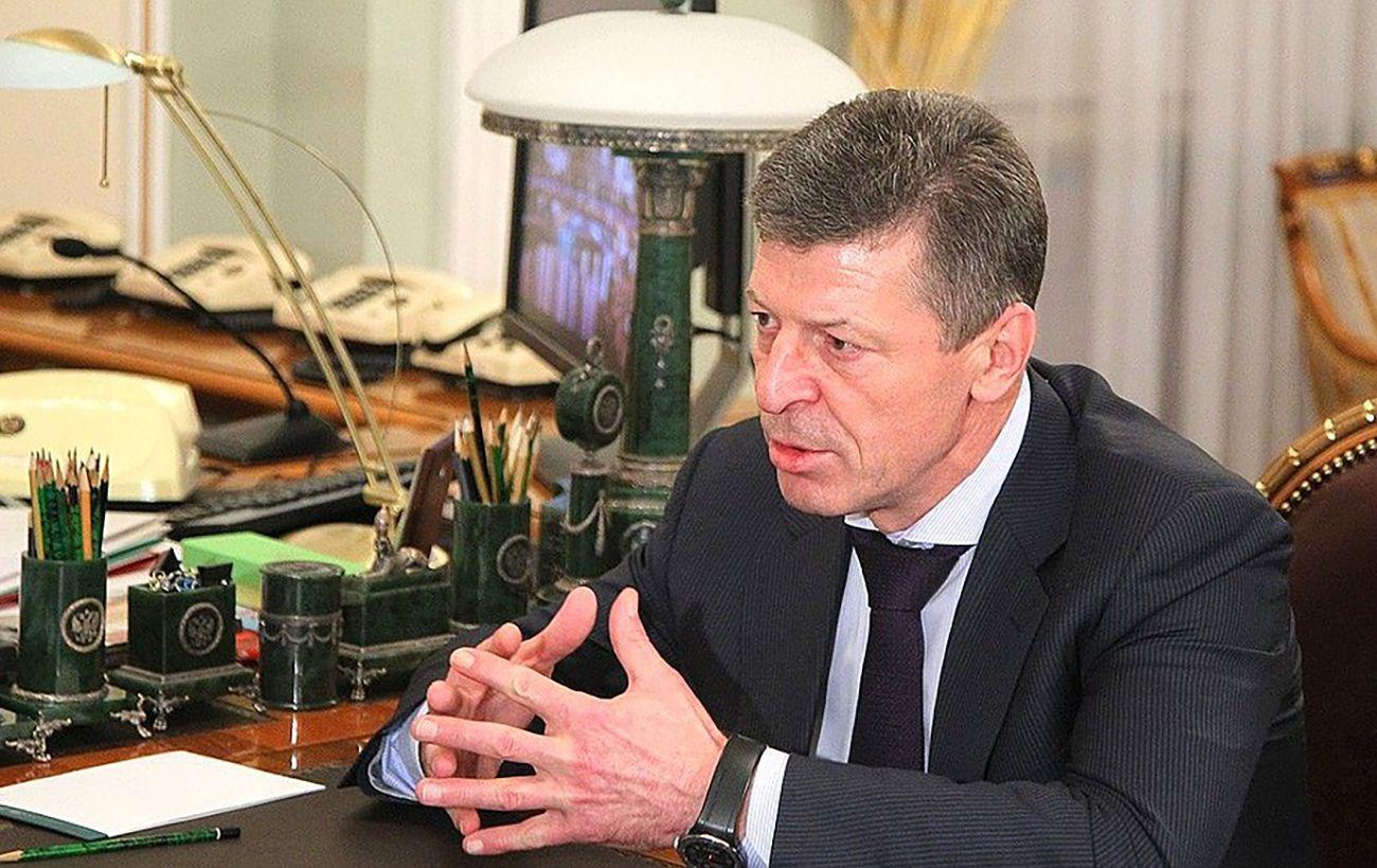 Козак: конфликт на Донбассе можно урегулировать за год, но есть условие