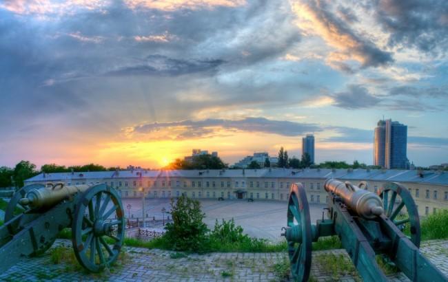 В Киевской крепости будут показывать кино