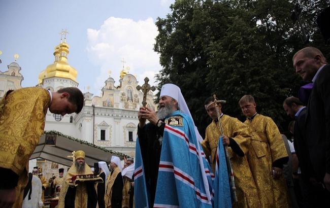 Фото: хресна хода у Києві