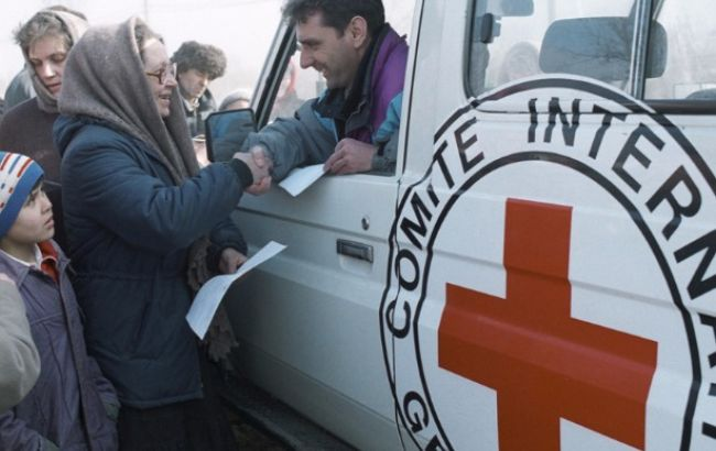 Красный Крест оплатит счета граждан Донбасса заэлектроэнергию